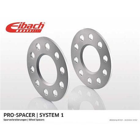 Kit Separadores FIAT 500 (312_) 5mm