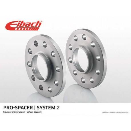 Kit Separadores AUDI A5 Sportback (F5A, F5F) 12mm